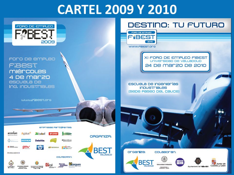CARTEL 2009 Y 2010