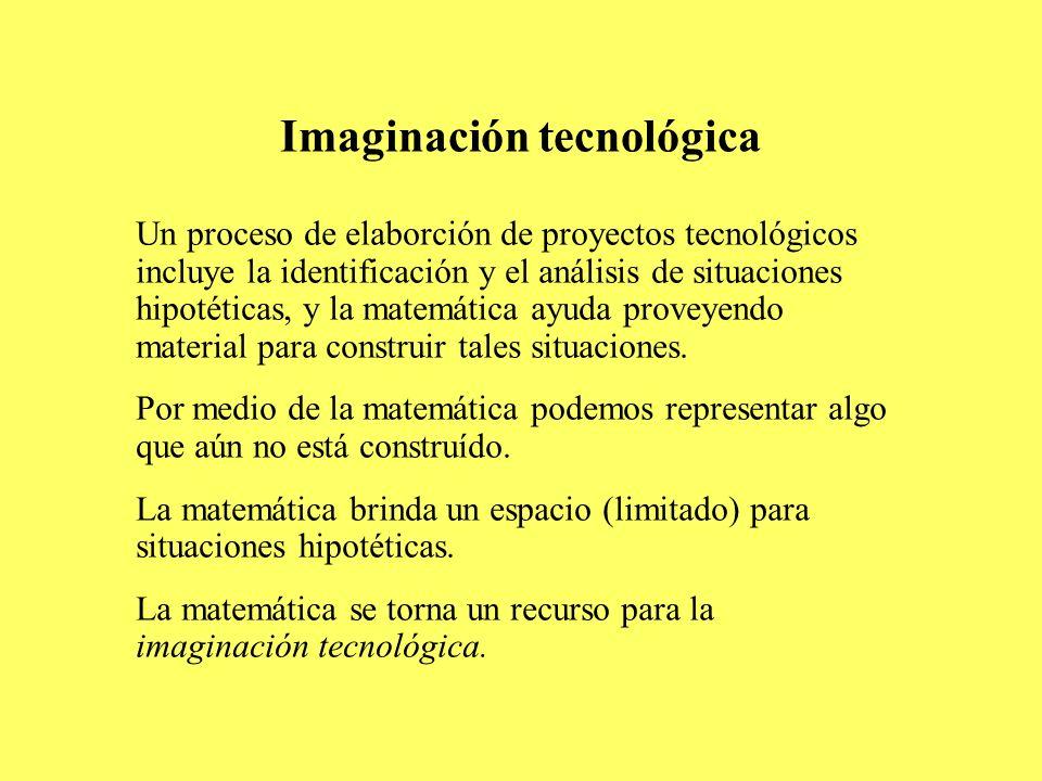Imaginación tecnológica