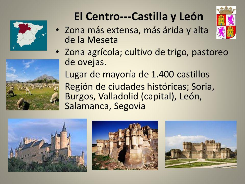El Centro---Castilla y León