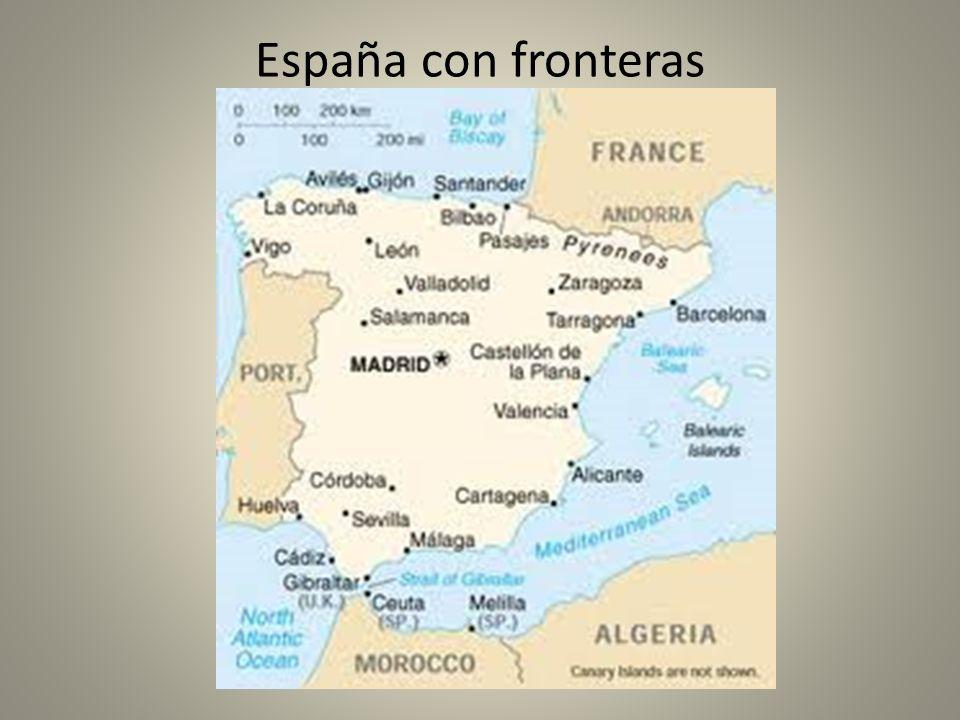 España con fronteras