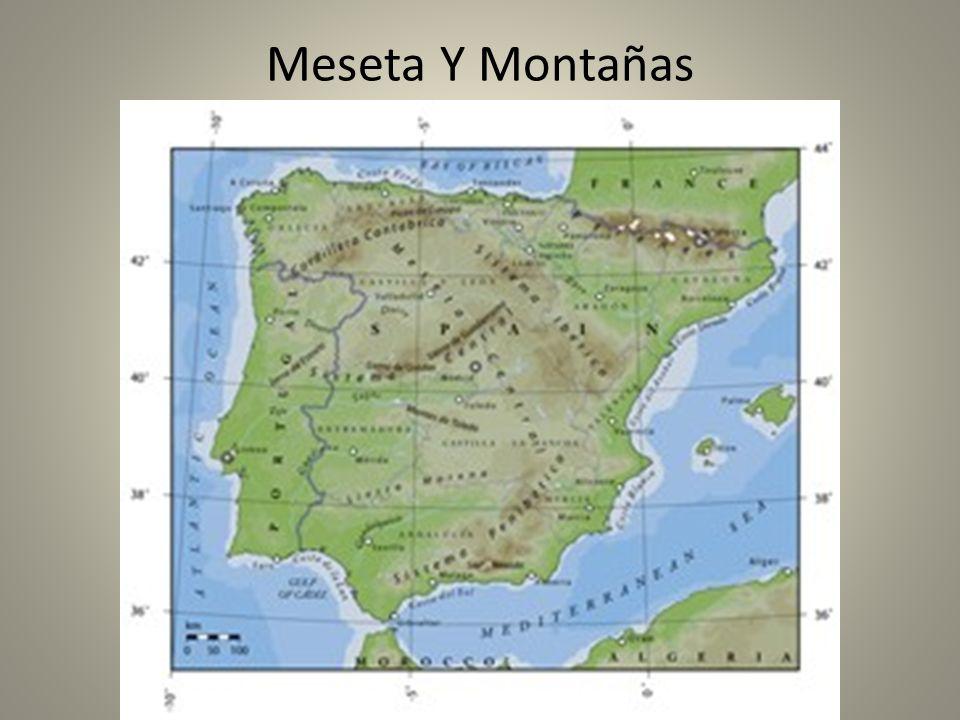 Meseta Y Montañas