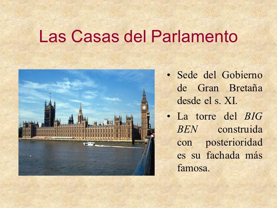Las Casas del Parlamento