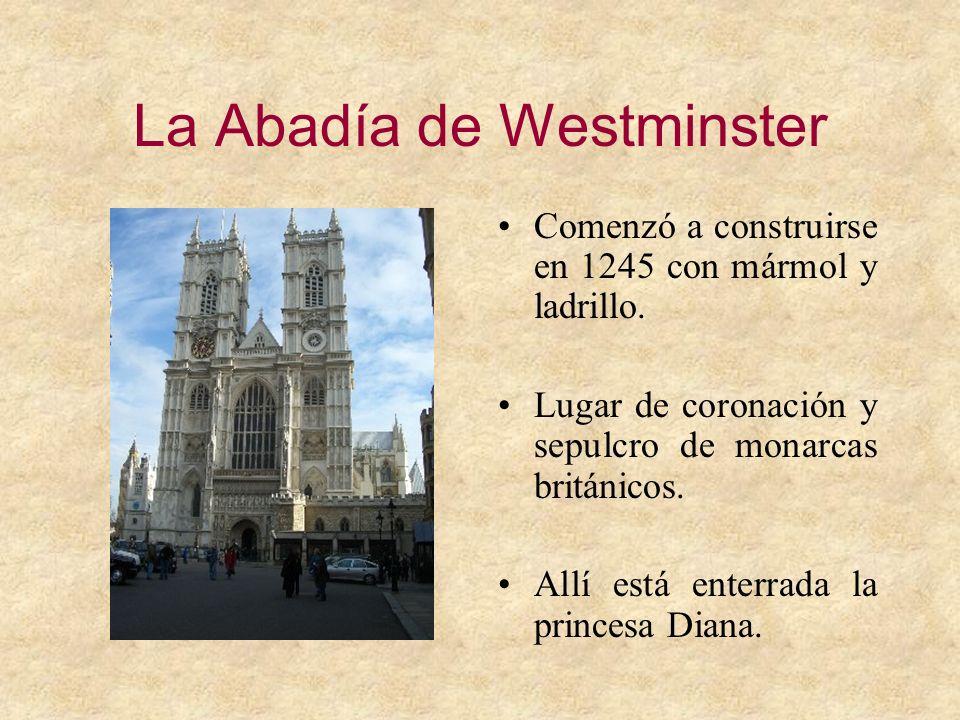 La Abadía de Westminster