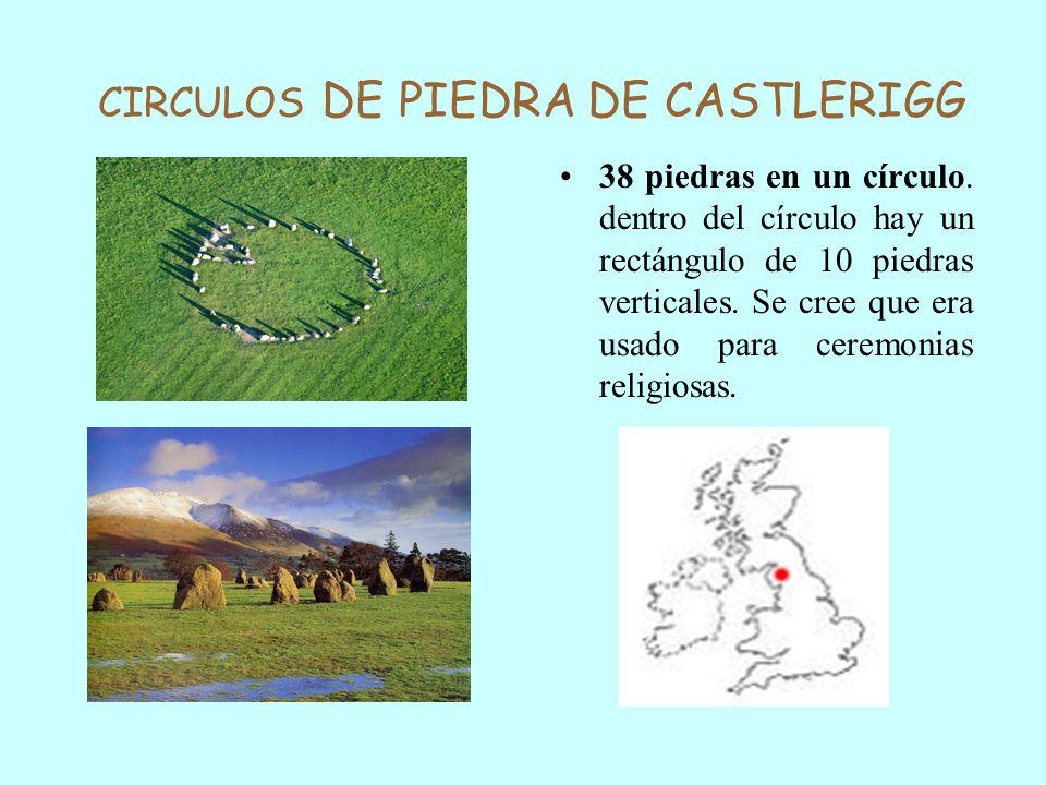 CIRCULOS DE PIEDRA DE CASTLERIGG