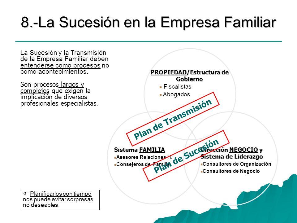 PROPIEDAD/Estructura de Gobierno