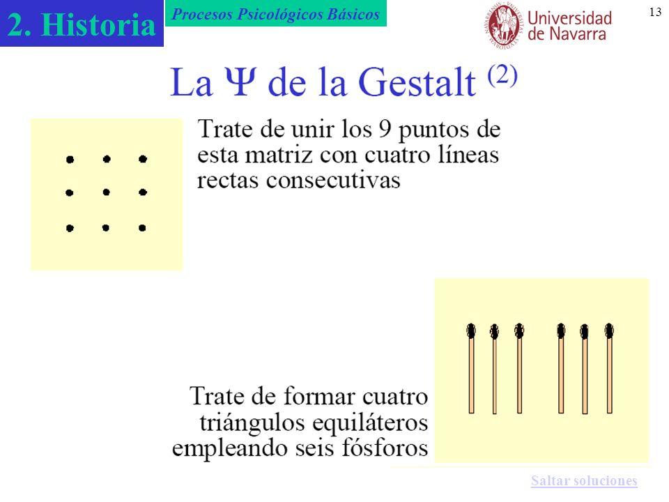 La  de la Gestalt (4)Trate de formar cuatro triángulos equiláteros empleando seis fósforos. Hay que superar la predisposición bidimensional.