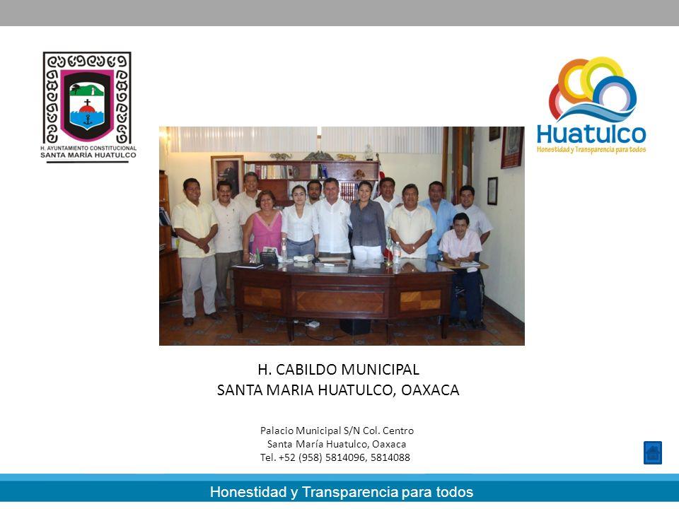 SANTA MARIA HUATULCO, OAXACA