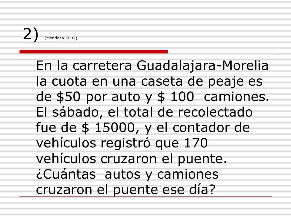 2) (Mendoza 2007)