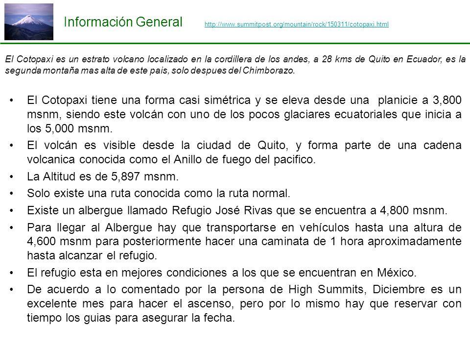 Información General. http://www. summitpost