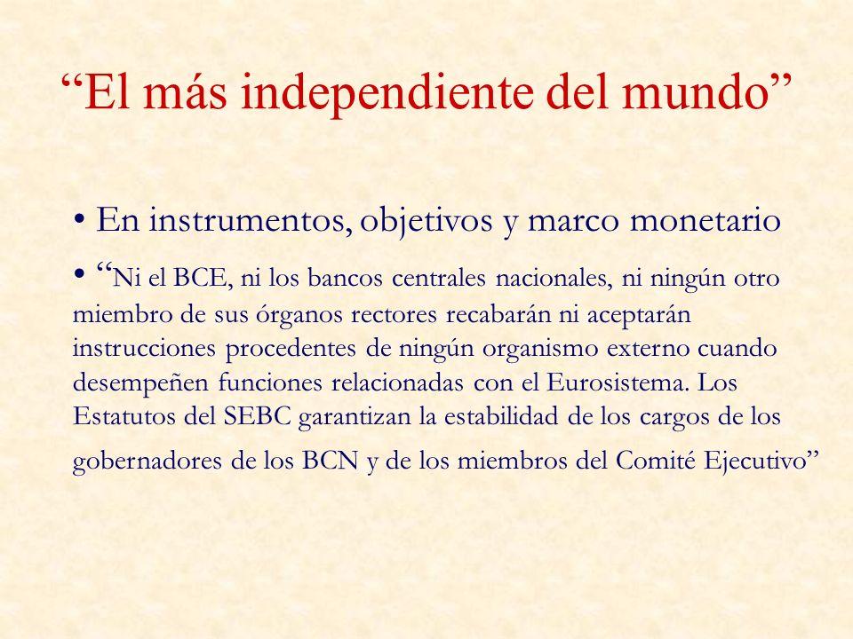 El más independiente del mundo