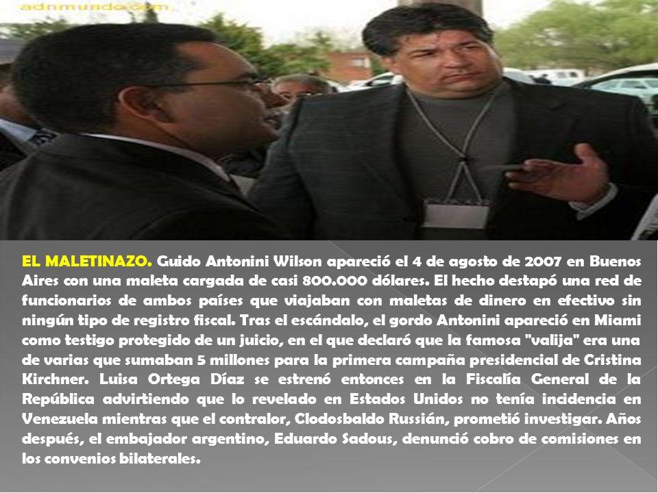 EL MALETINAZO.