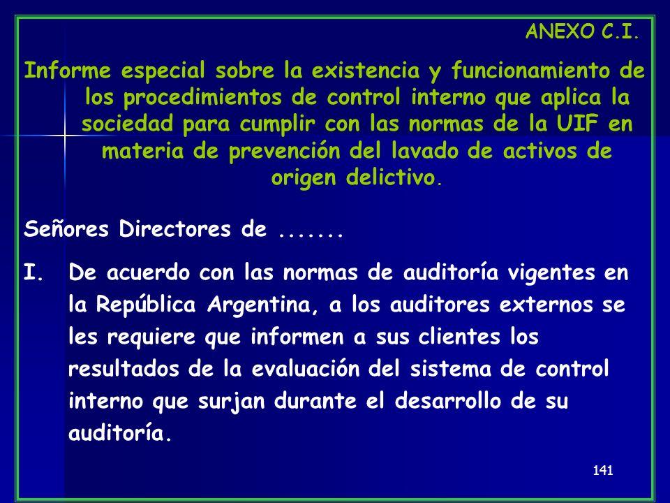 ANEXO C.I.