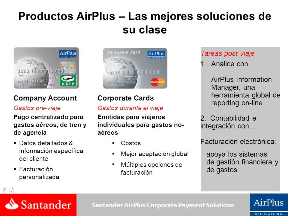 Productos AirPlus – Las mejores soluciones de su clase