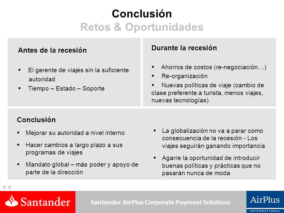 Conclusión Retos & Oportunidades
