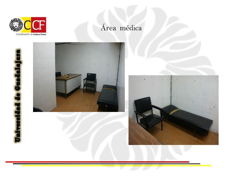 Área médica