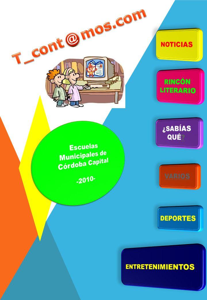 Escuelas Municipales de Córdoba Capital