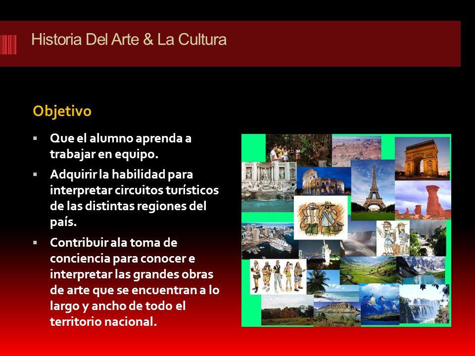 Historia Del Arte & La Cultura
