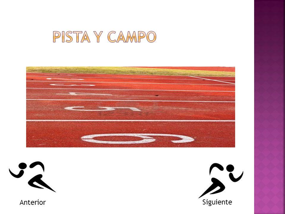 PISTA Y CAMPO Anterior Siguiente