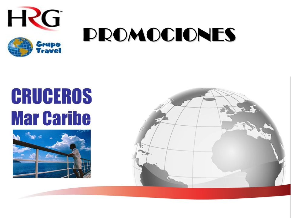 PROMOCIONES CRUCEROS Mar Caribe