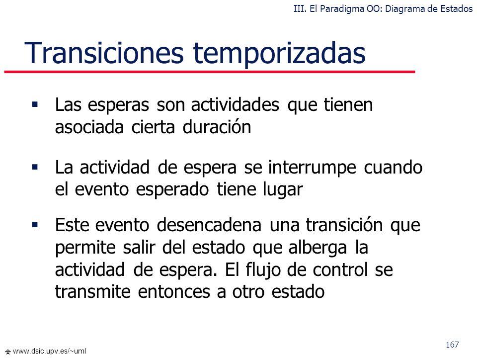 Transiciones temporizadas