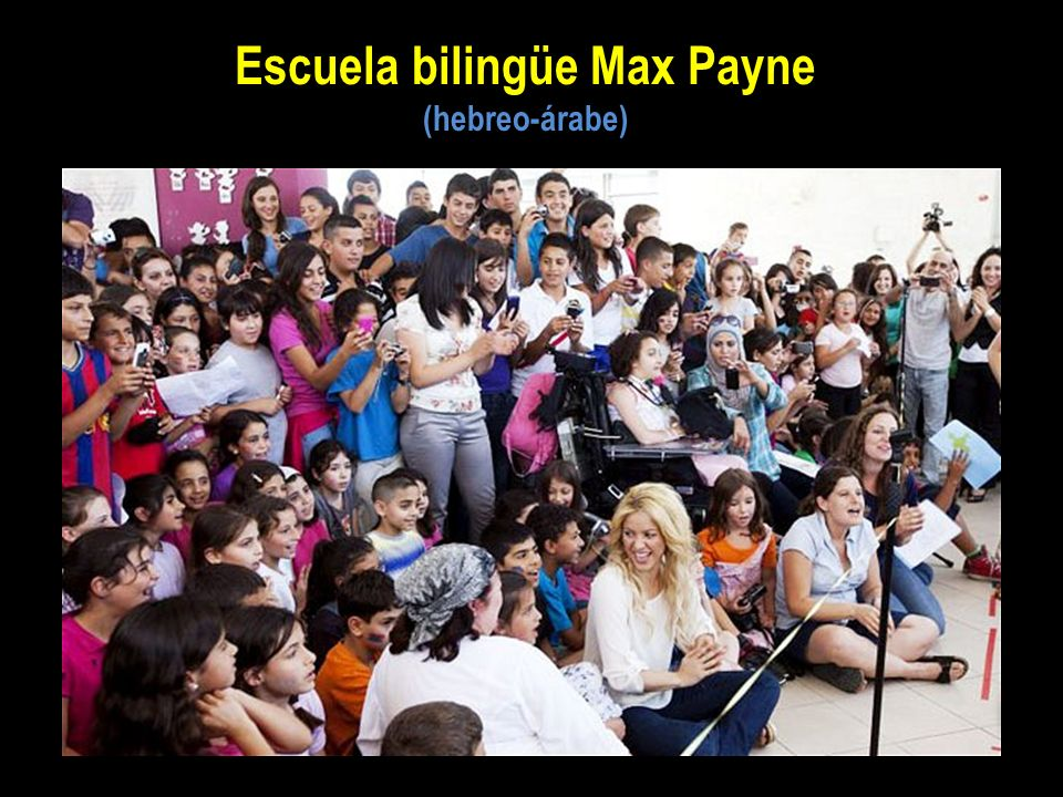 Escuela bilingüe Max Payne