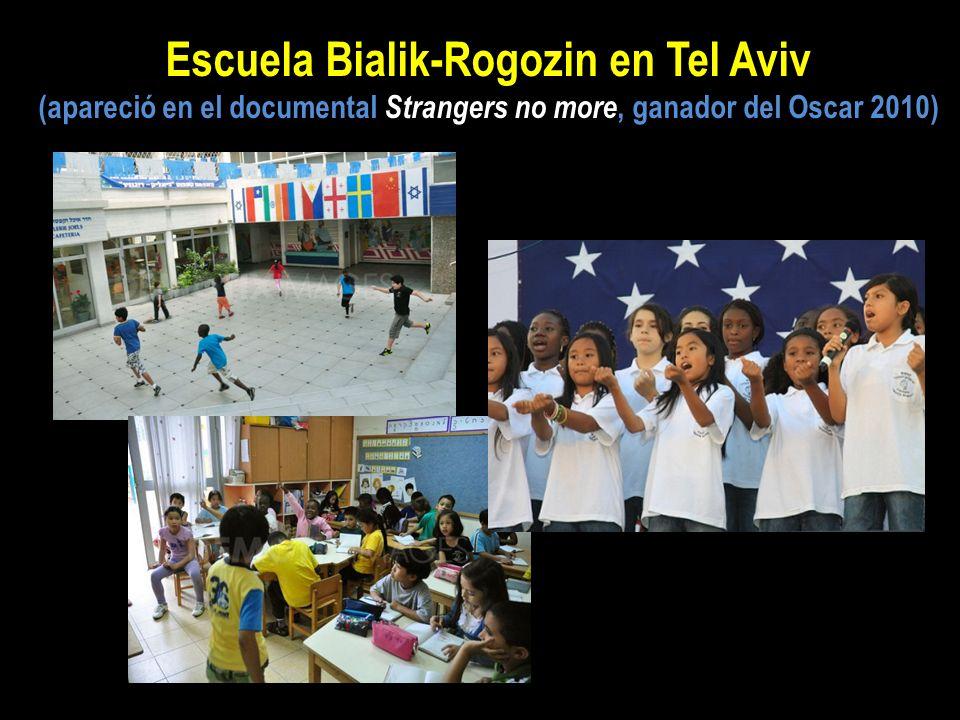 Escuela Bialik-Rogozin en Tel Aviv