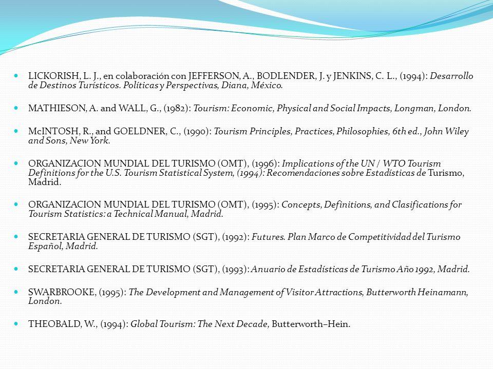 LICKORISH, L. J. , en colaboración con JEFFERSON, A. , BODLENDER, J
