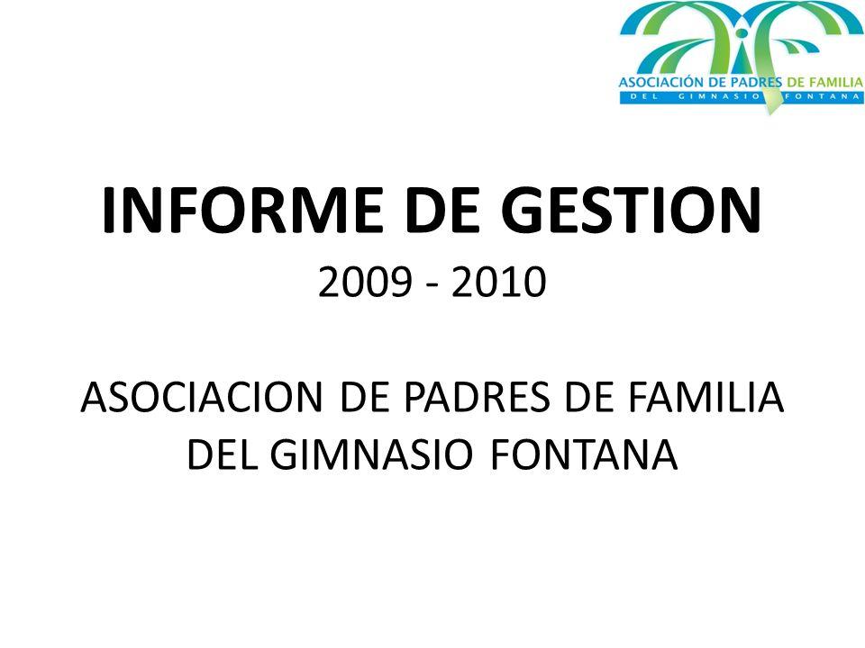 ASOCIACION DE PADRES DE FAMILIA