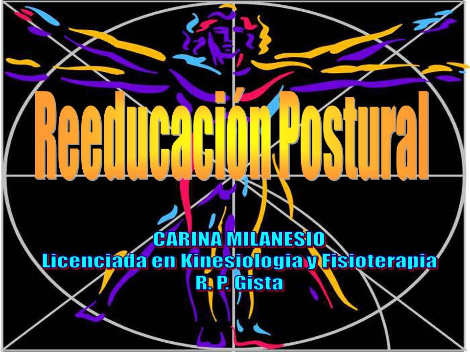 Licenciada en Kinesiologia y Fisioterapia