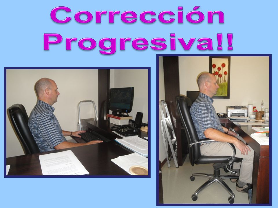 Corrección Progresiva!!