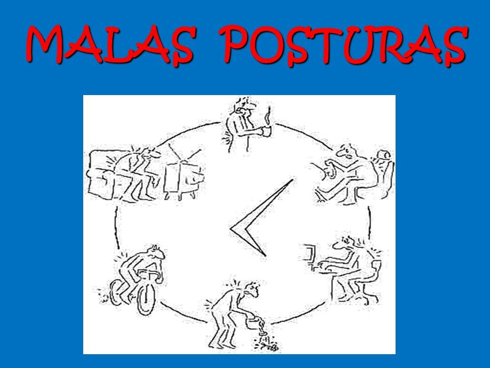MALAS POSTURAS