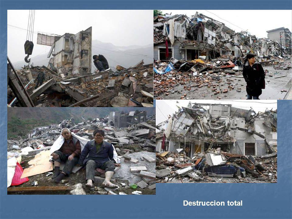 Destruccion total