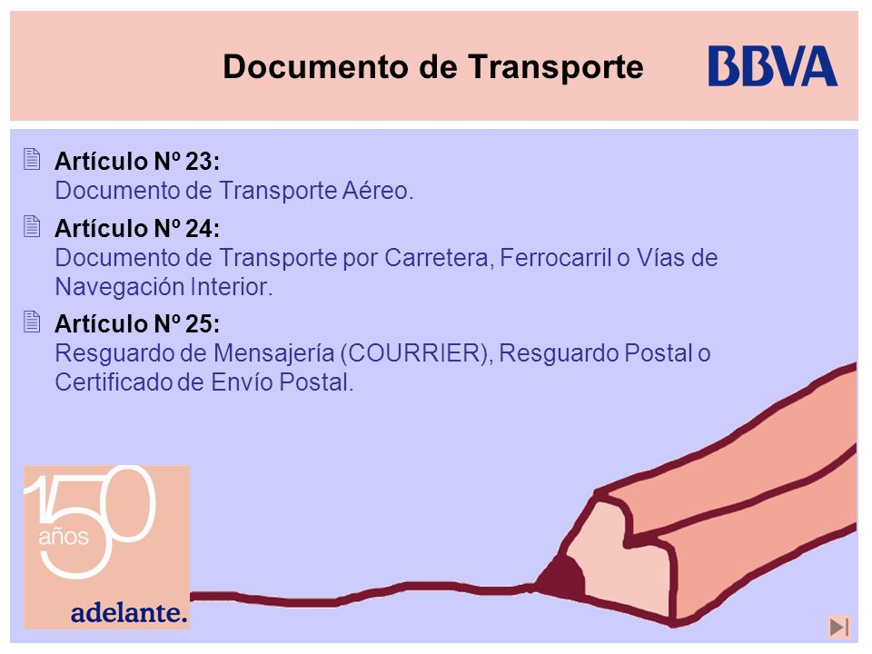 Documento de Transporte