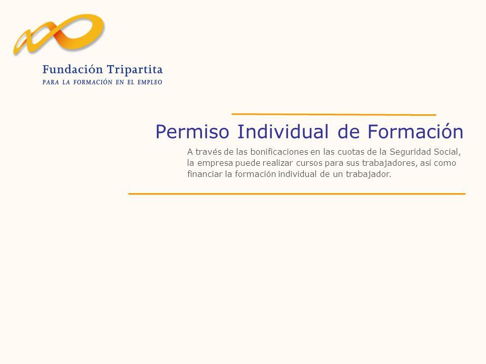 Permiso Individual de Formación