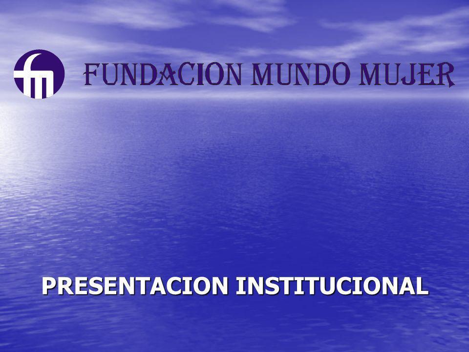 PRESENTACION INSTITUCIONAL