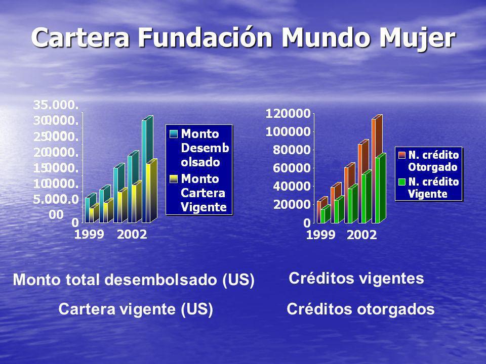 Cartera Fundación Mundo Mujer