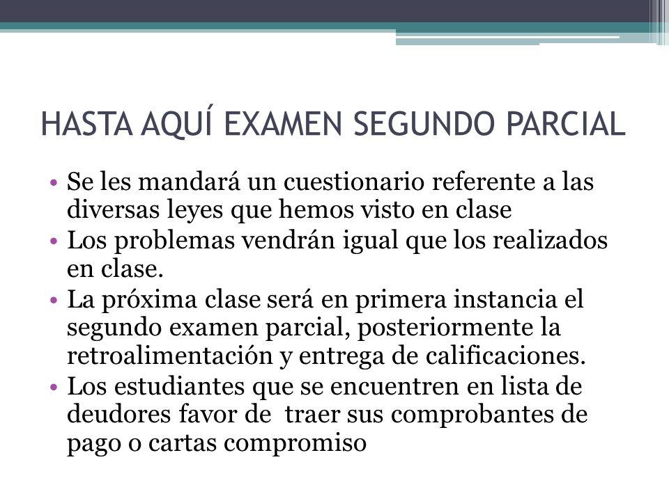 HASTA AQUÍ EXAMEN SEGUNDO PARCIAL