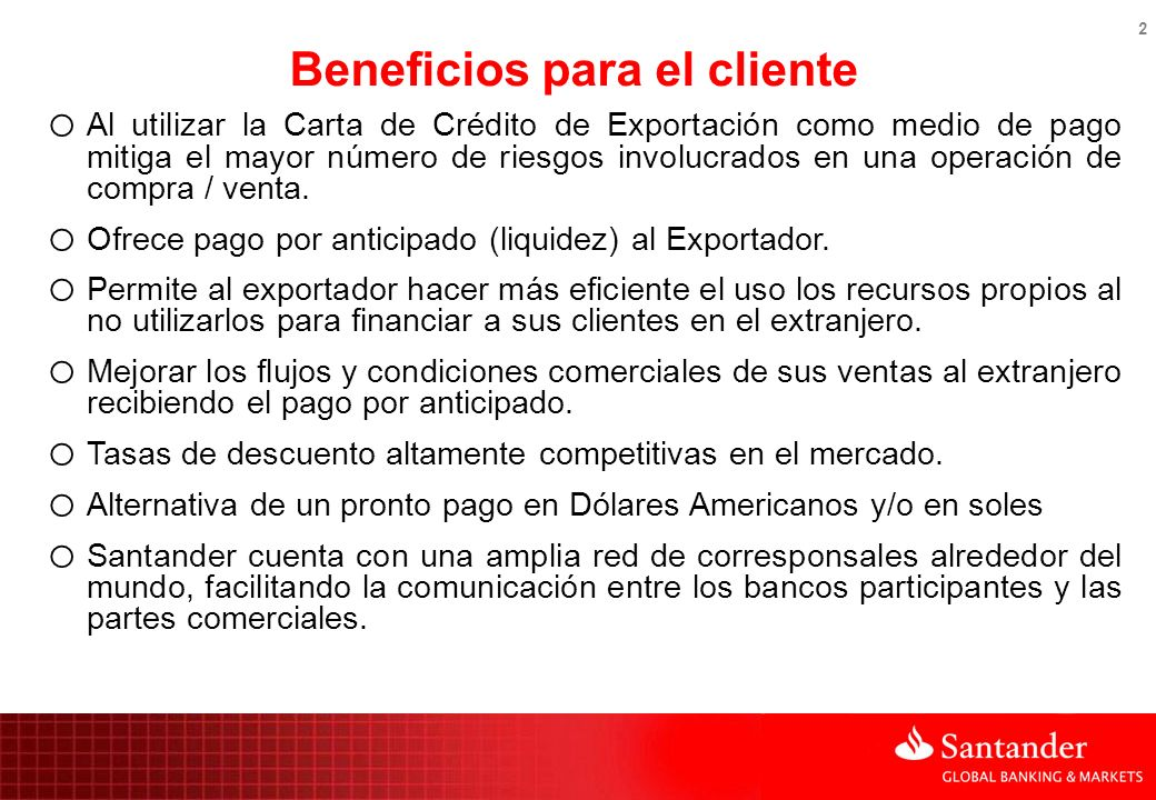 Requisitos Tener una Cuenta en Santander.