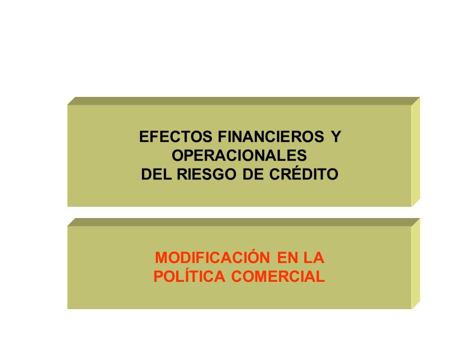 EFECTOS FINANCIEROS Y OPERACIONALES