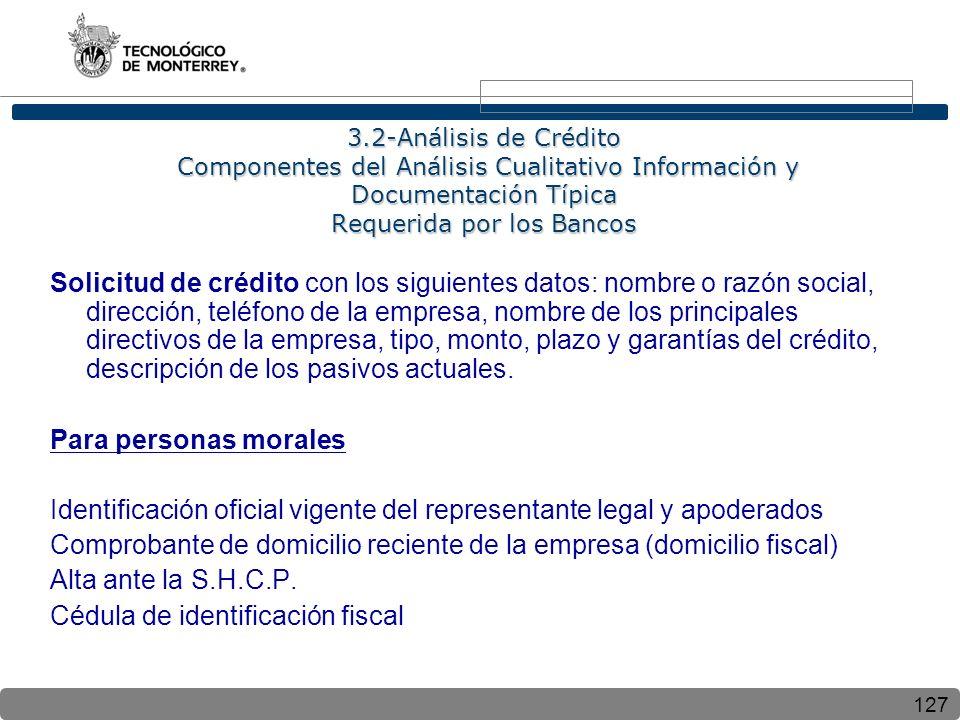 Identificación oficial vigente del representante legal y apoderados