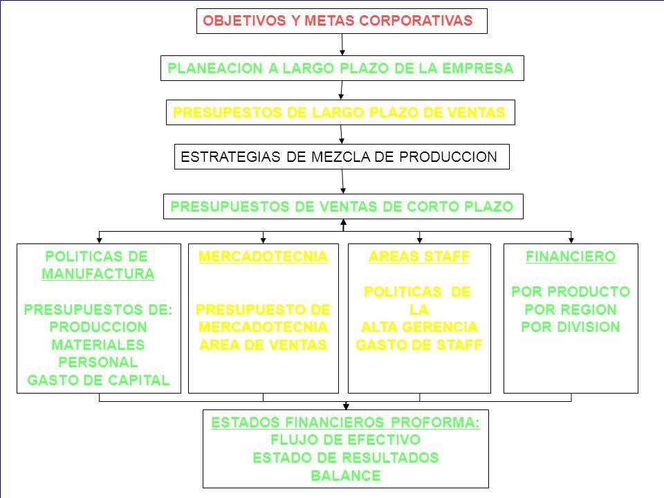 ESTADOS FINANCIEROS PROFORMA: