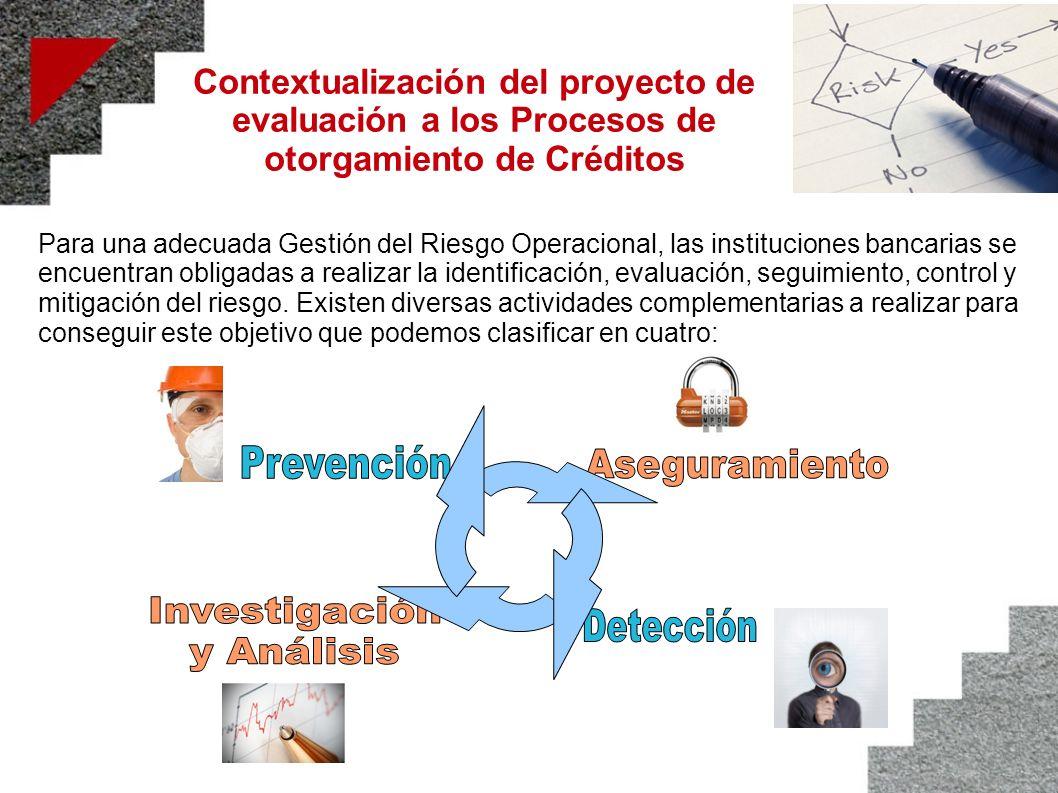Prevención Aseguramiento Investigación Detección y Análisis