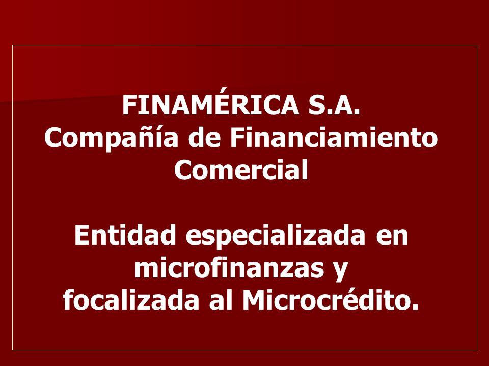 Compañía de Financiamiento Comercial