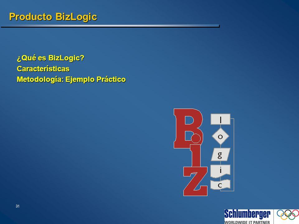 ¿Qué es BizLogic Definición Framework