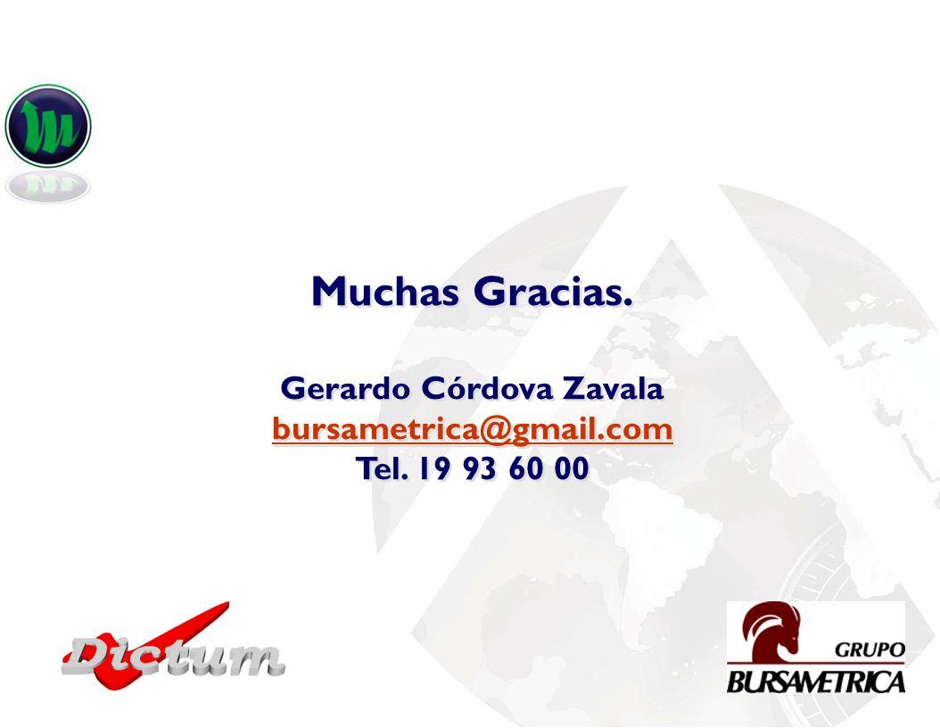 Gerardo Córdova Zavala