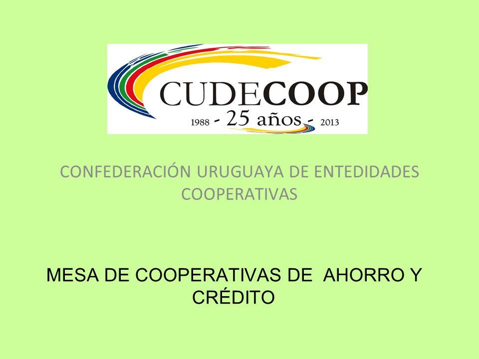 CONFEDERACIÓN URUGUAYA DE ENTEDIDADES COOPERATIVAS