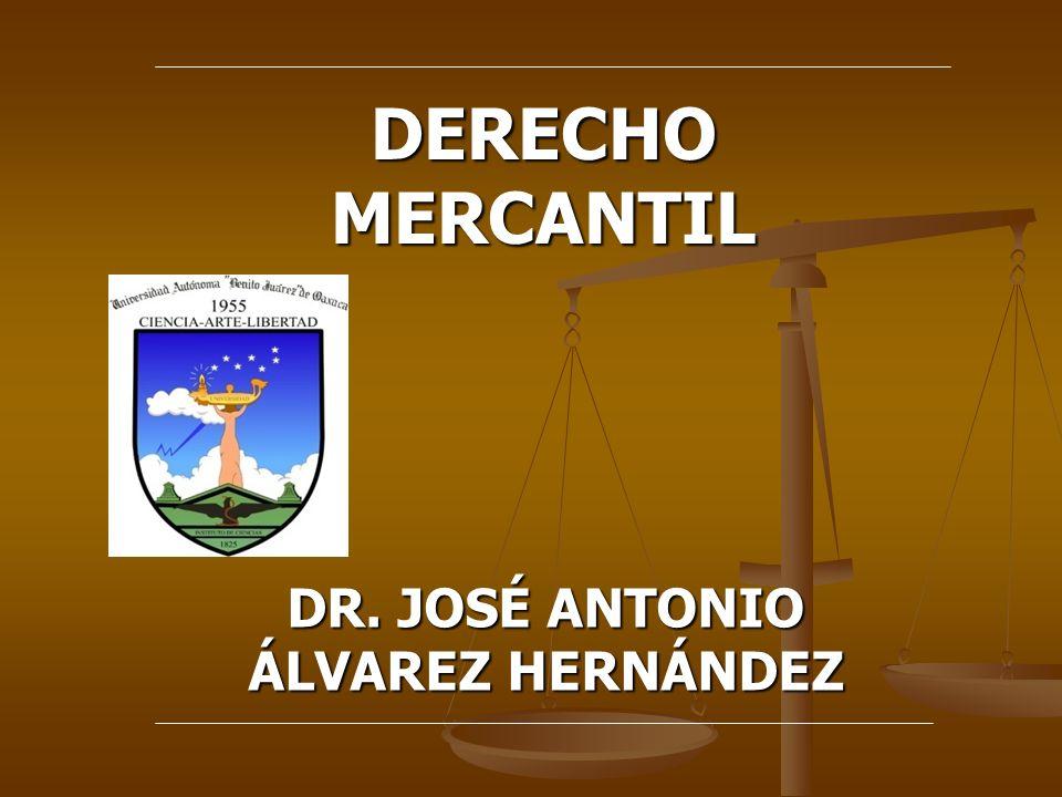 DR. JOSÉ ANTONIO ÁLVAREZ HERNÁNDEZ