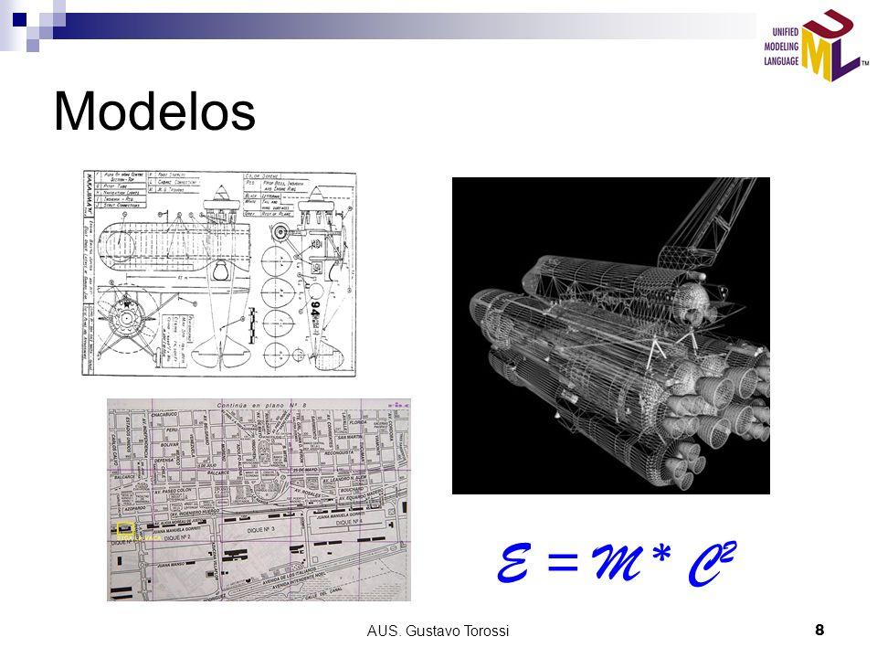 Modelos E = M * C2 AUS. Gustavo Torossi