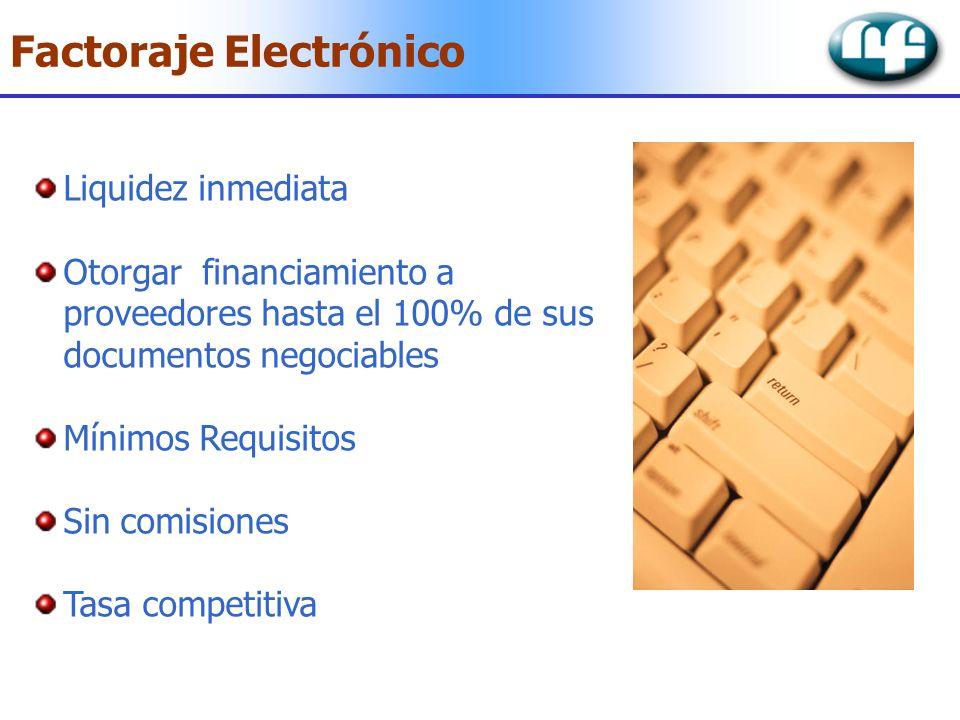 Factoraje Electrónico