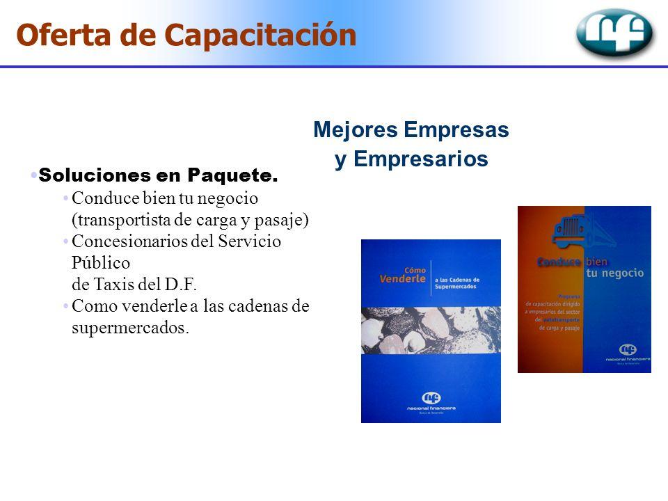 Mejores Empresas y Empresarios